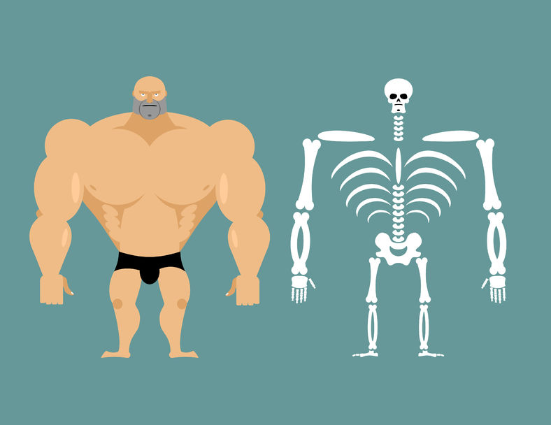 The body's systems great impact how testosterone affects men.