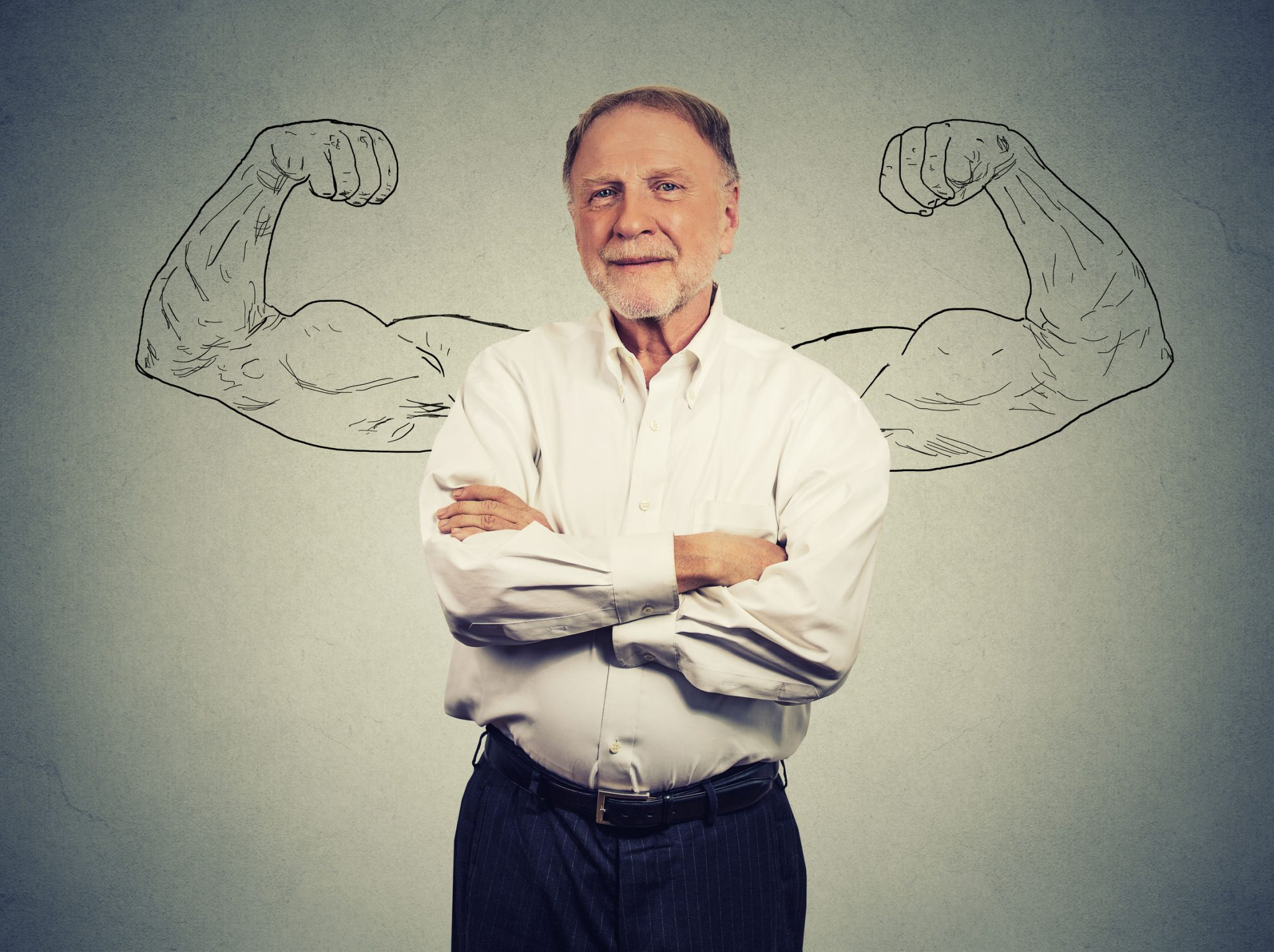 The body's systems greatly impact how testosterone affects men.